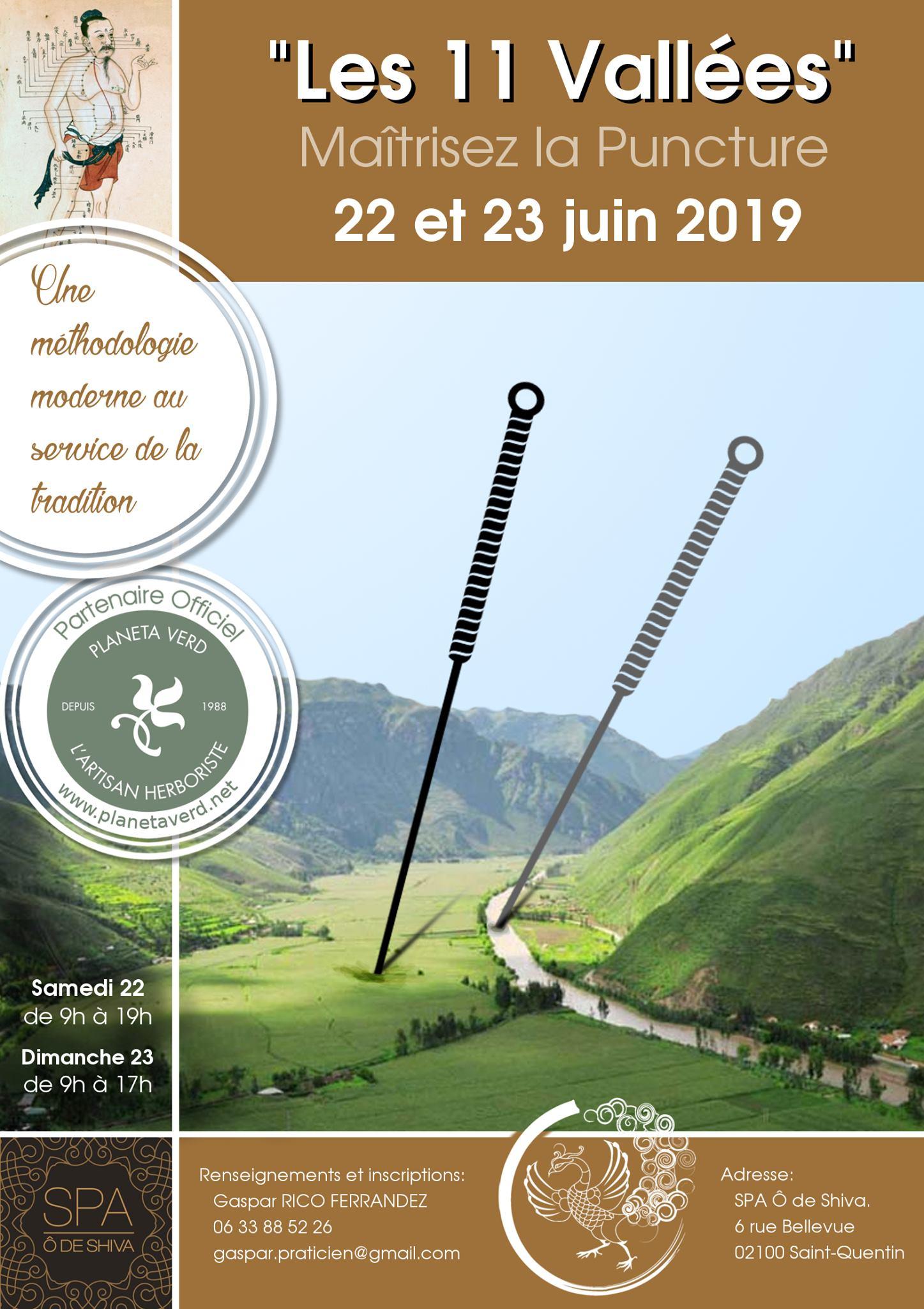 11 vallées 2019 Saint-Quentin